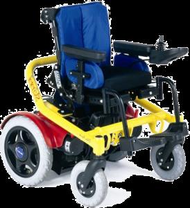 Skippi Kids Power Chair