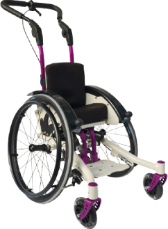 Sorg Mio Move Mio Move: the tiltable active wheelchair