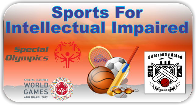 sports for intellectual impairments