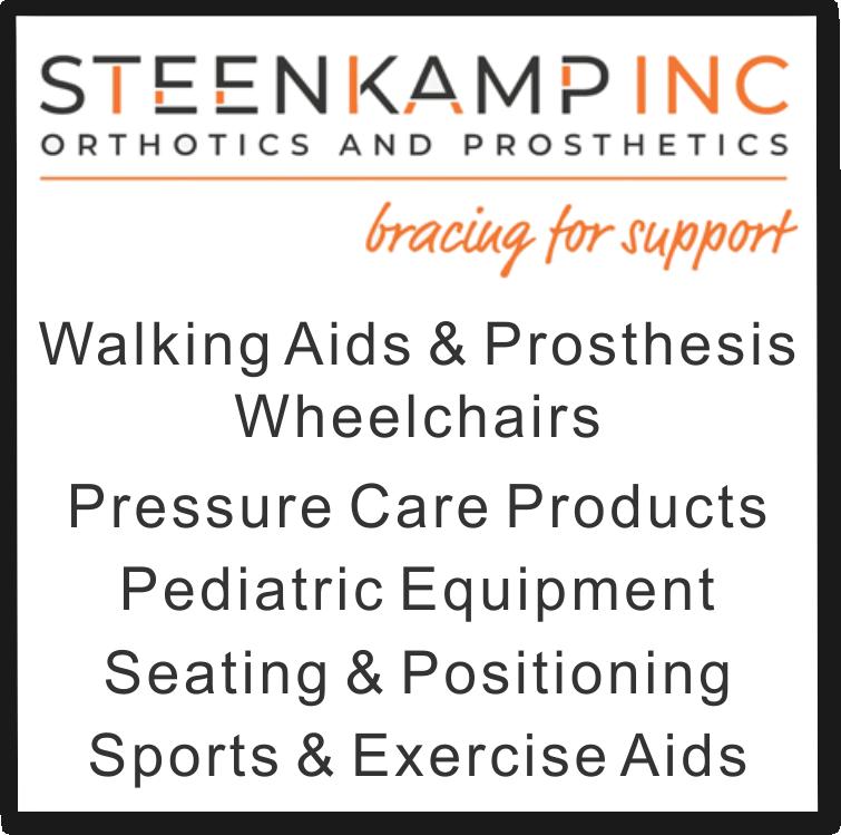 Steenkamp Orthotics and Prosthetics