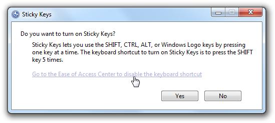 sticky-key