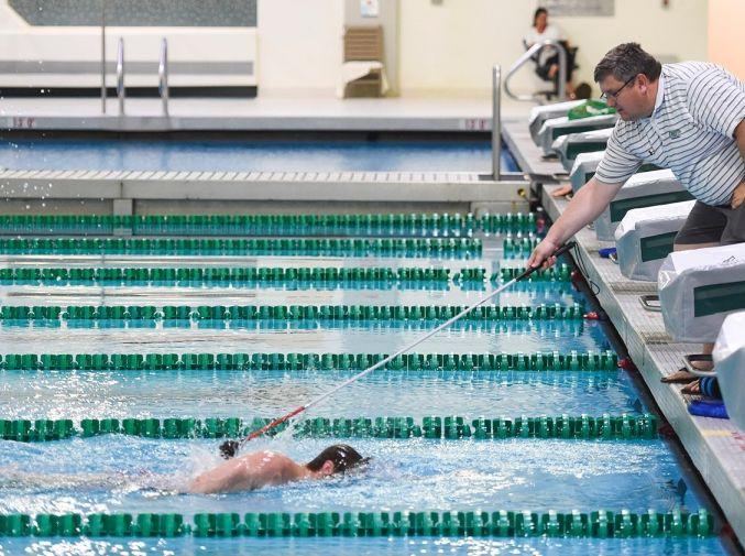 Swimming Tapper