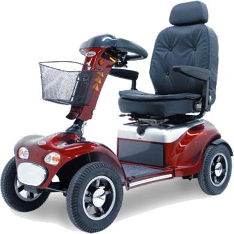 TE-889XLS Shoprider
