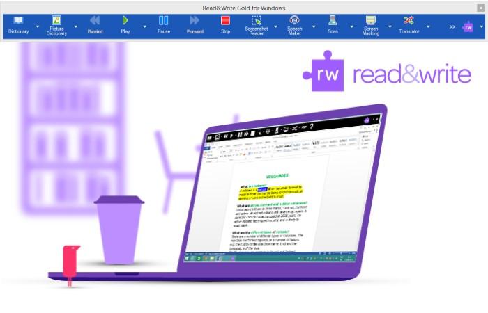 Text Help Read & Write