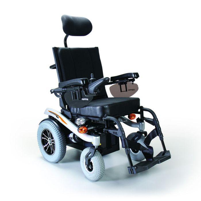 The BLAZER power wheelchair