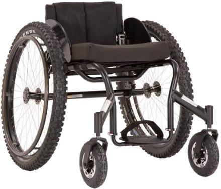 Top End Crossfire All Terrain Wheelchair