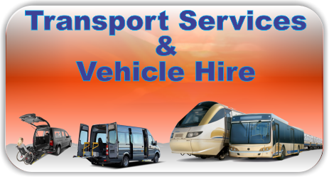 Transport Services & Vehicle Hire