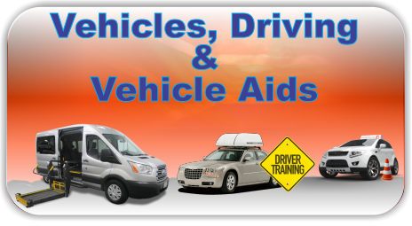 Vehicles, Driving & Vehicle Aids