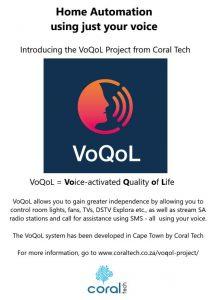 VoQoL Advert