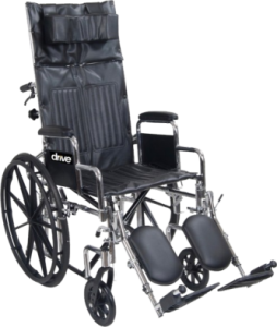 Wheelchair – Drive Medical – Recliner