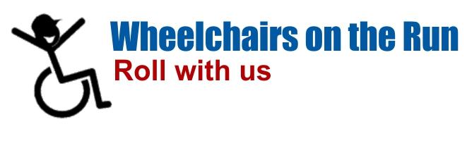 Wheelchairs on the Run