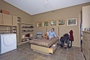 wheelchiar accessible rooms
